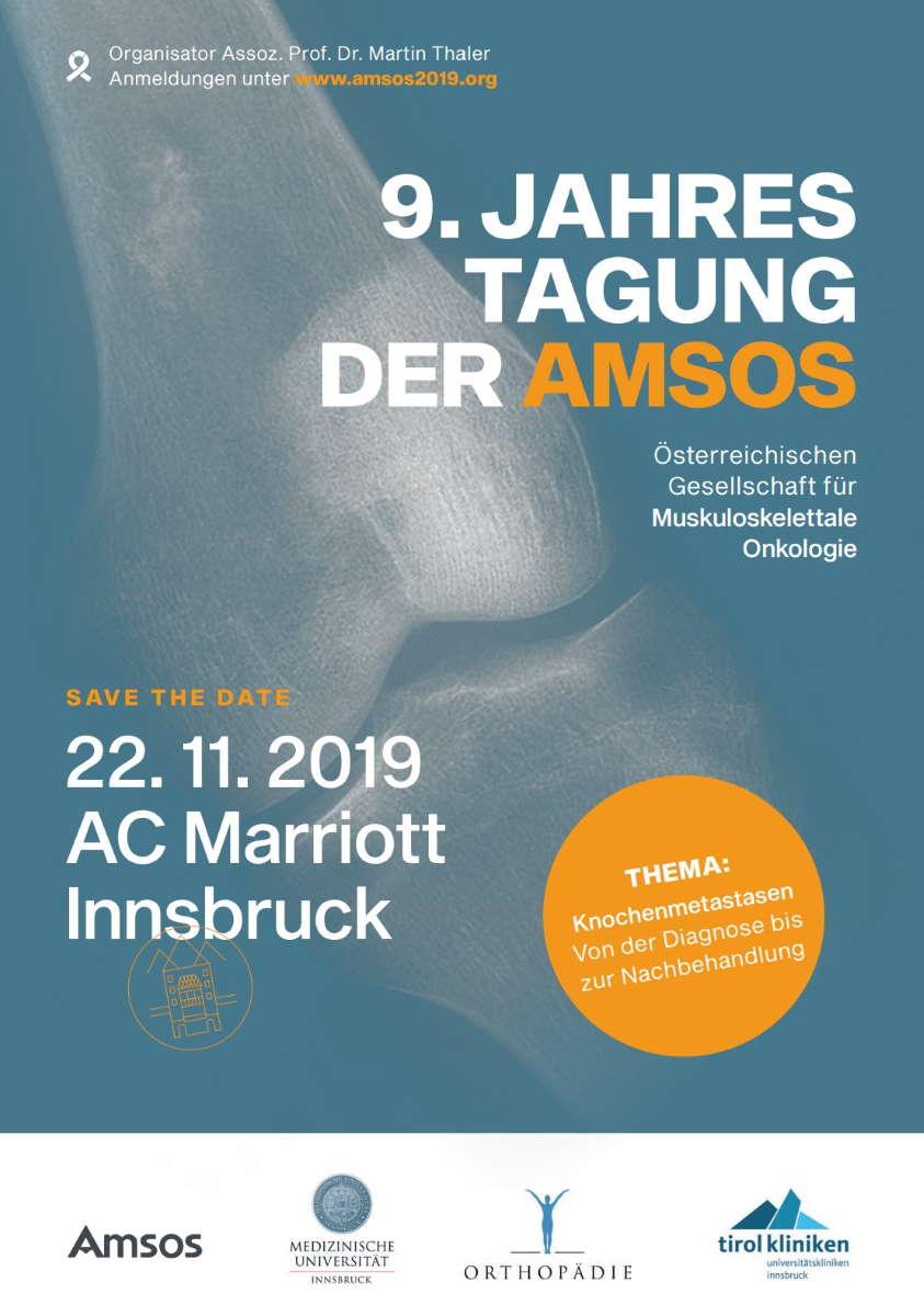 Amsos 2019 Flyer
